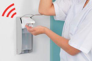 WIFI based dispensers
