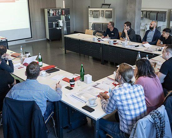 TÜV Rheinland im Compliance Campus