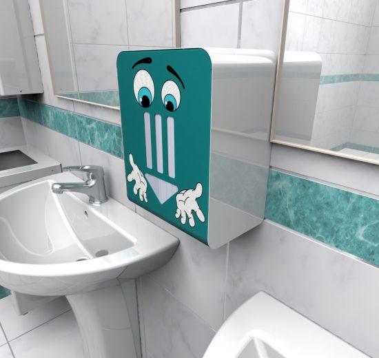 OPHARDT hygiene dispenser