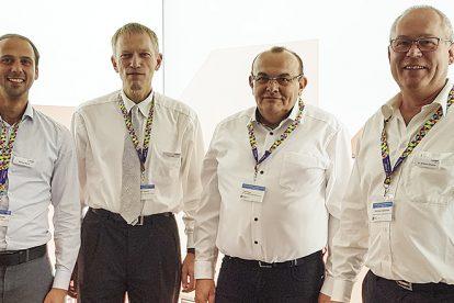 Freiburger congress with OPHARDT hygiene