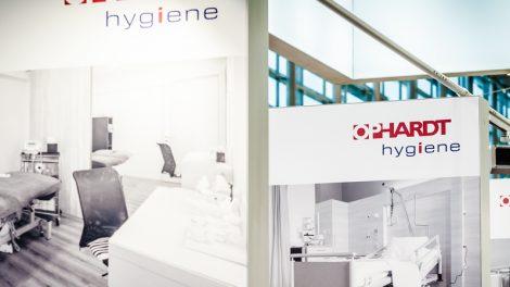 OPHARDT Hygiene auf der Medica 2019