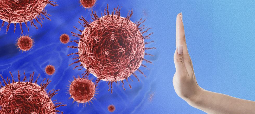 Sorgfältige Händehygiene gilt als wirksamser Virenschutz