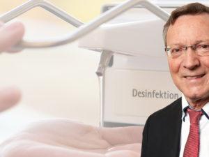 Prof. Axel Kramer im Interview.