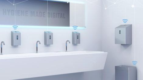 SanTRAl Plus: Hygiene made Digital