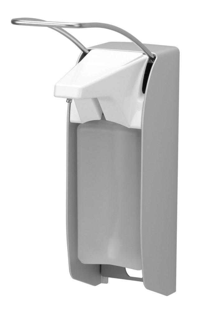 OPHARDT Hygiene and ingo-man with Euro bottle