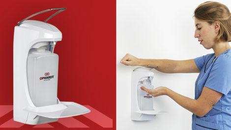 Händehygiene mit dem RX 10 M