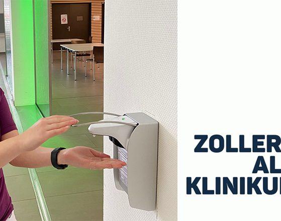 digitale Händehygiene mit OPHARDT
