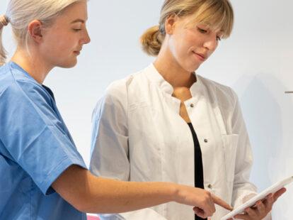 Händehygiene-Studien mit OPHARDT