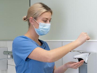 Händehygiene kosteneffektiv mit OPHARDT