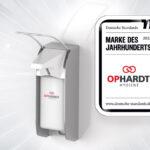 Ophardt Marke des Jahrhunderts