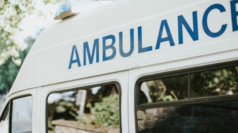 Hand Hygiene in ambulance